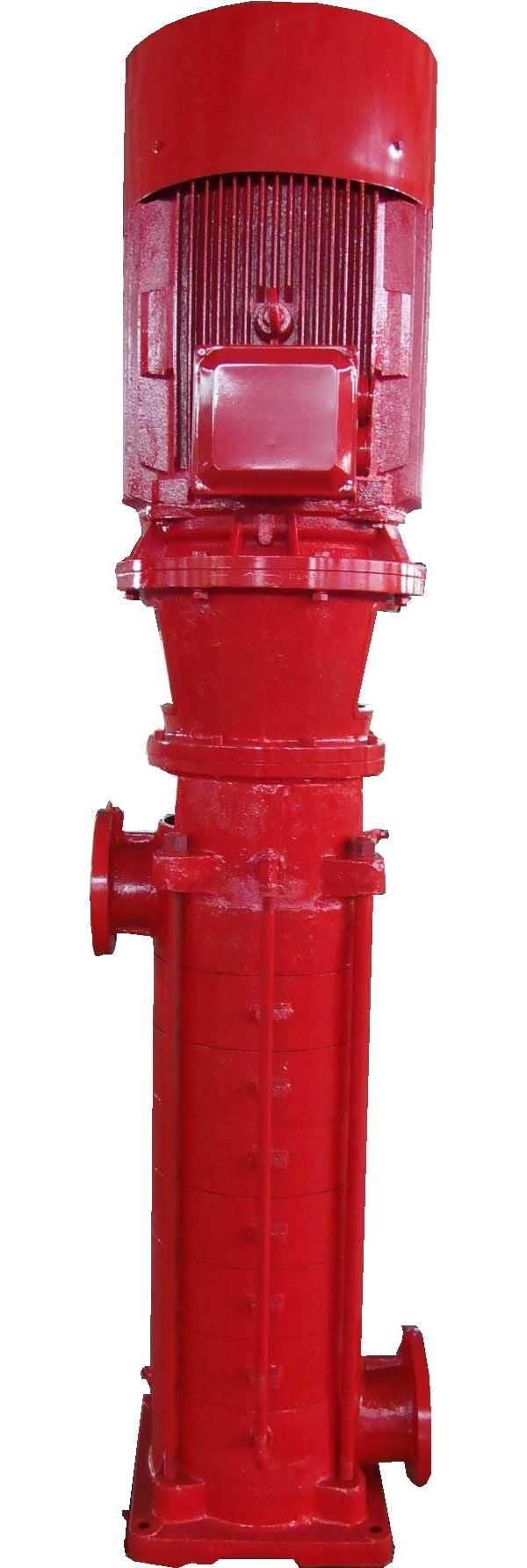 XBD multi-stage fire pump